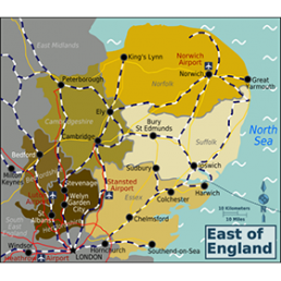 SmartTravel East of England