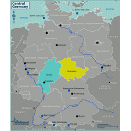 SmartTravel Central Germany (geography)