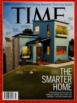 Time - The Smarter Home