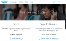 Skype for Business is here